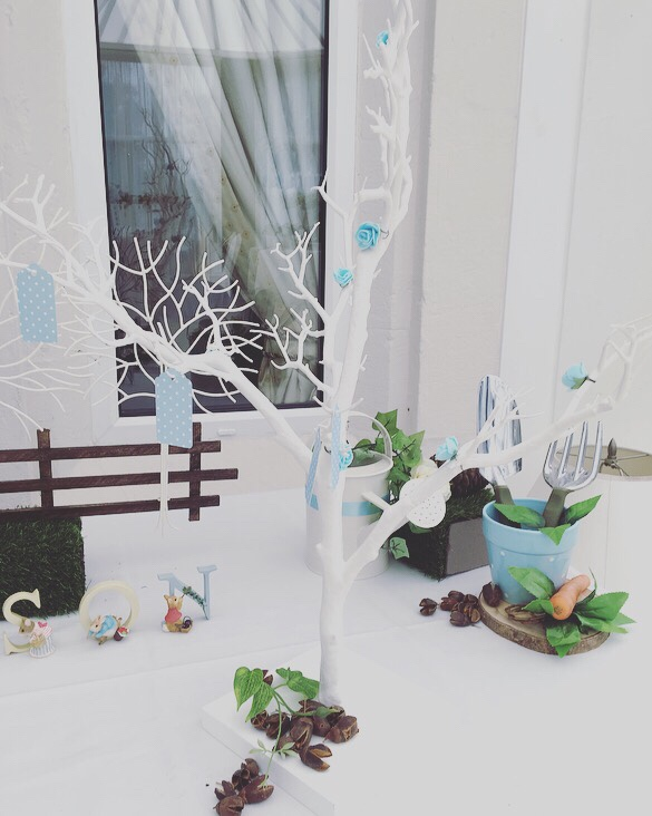 Peter Rabbit wishing tree