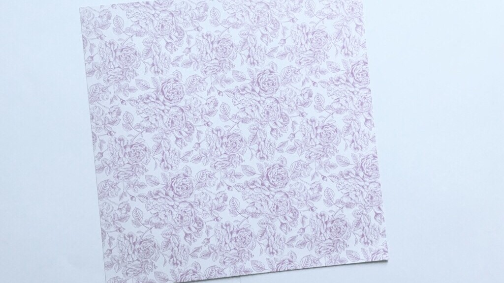 Patterned Paper - Choose patterned paper
